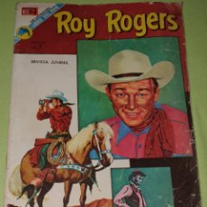 Tebeos: COMIC ROY ROGERS EDITORIAL NOVARO N° 302 AGOSTO 1973. Lote 187414765