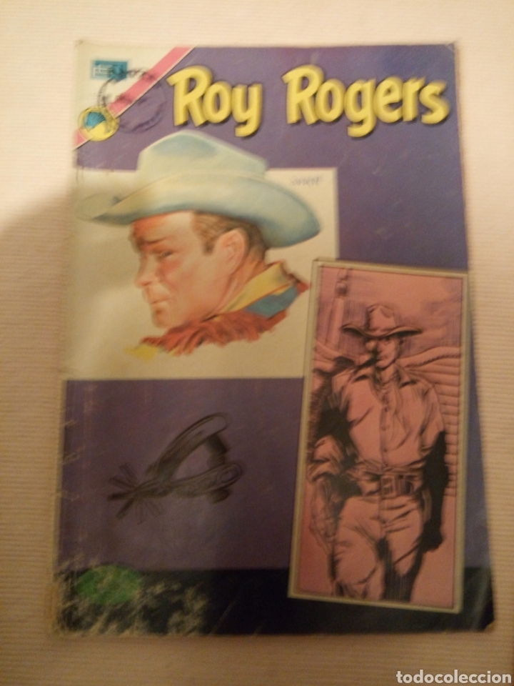ROY ROGERS COMIC (Tebeos y Comics - Novaro - Roy Roger)