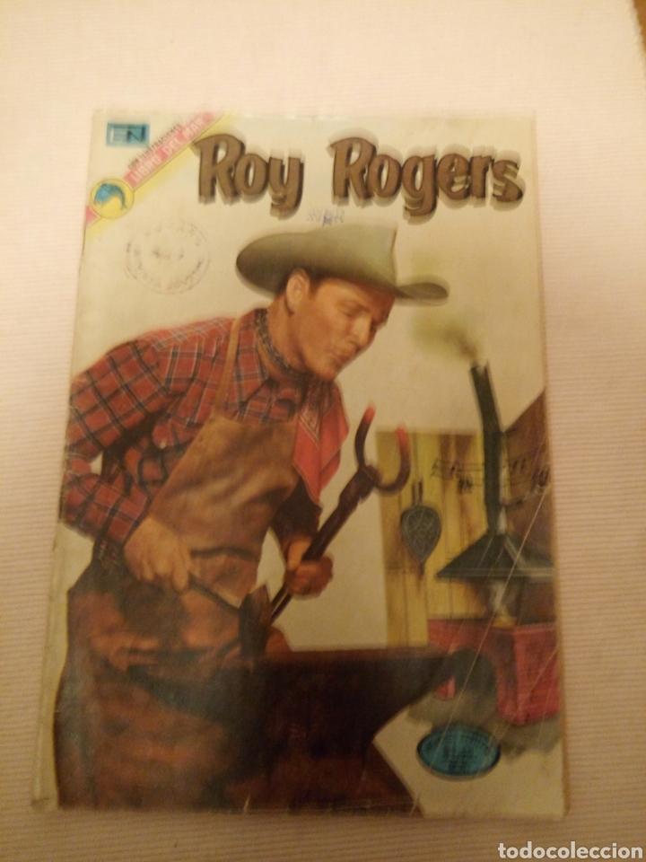 ROY ROGERS (Tebeos y Comics - Novaro - Roy Roger)