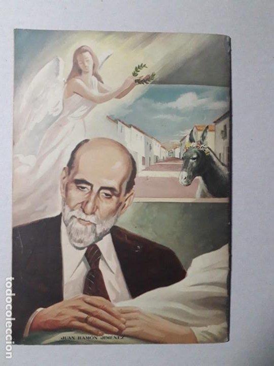 Tebeos: Vidas Ilustres n° 17 - Juan Ramón Jiménez - original editorial Novaro - Foto 4 - 187491711