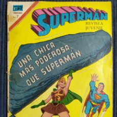Tebeos: SUPERMAN 850 NOVARO. Lote 187521923