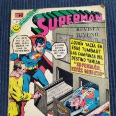 Tebeos: SUPERMAN 868 NOVARO. Lote 187523533