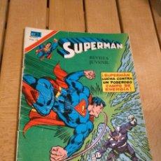 Tebeos: SUPERMAN Nº 1132. Lote 187546505
