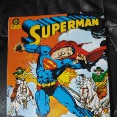 Tebeos: RETAPADO SUPERMAN Nº 2 CONTIENE LOS NUMEROS 6 AL 10 DE ESTA COLECCION. Lote 221647196