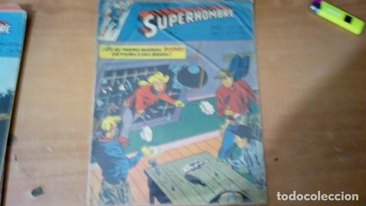 SUPERHOMBRE N.105 1952, JUAN RAYO, FLECHA VERDE OTROS OFERTA UNICA DE NAVIDAD/ MUCHNIK (Tebeos y Comics - Novaro - Superman)