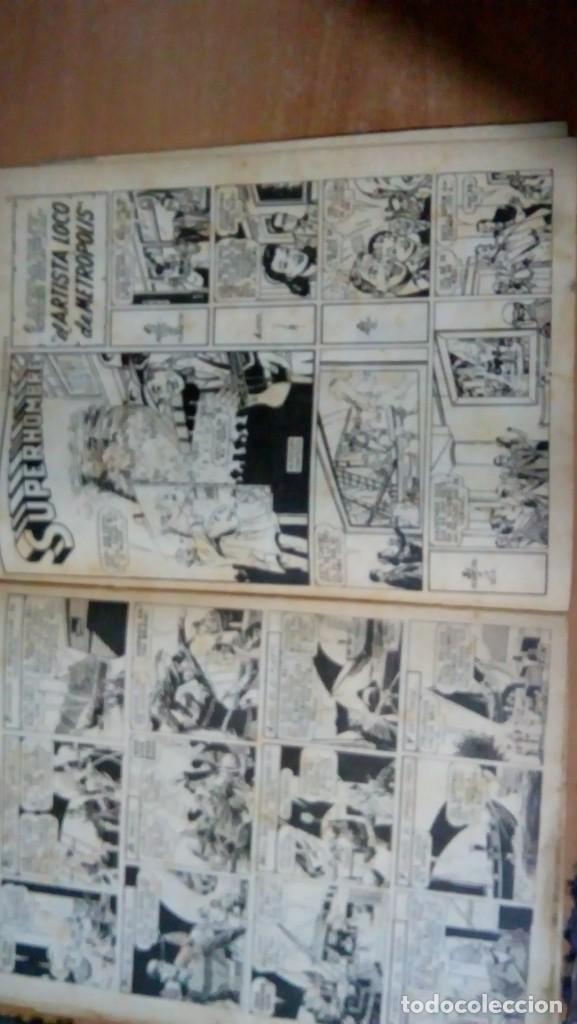 Tebeos: SUPERHOMBRE N.146 1952, SUPERMAN, FLECHA VERDE OTROS OFERTA DE NAVIDAD - Foto 2 - 188524403