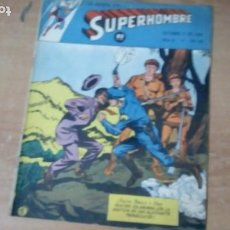 Tebeos: SUPERHOMBRE N.92 SUPERHEROES DC GRAN OFERTA NAVIDAD MUCHNIK 1951 DC/. Lote 188524772