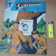 Tebeos: SUPERHOMBRE N.86 SUPERHEROES DC GRAN OFERTA NAVIDAD MUCHNIK 1951 DC/. Lote 188524896