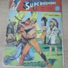 Tebeos: SUPERHOMBRE N.76 SUPERHEROES DC GRAN OFERTA NAVIDAD MUCHNIK 1951 DC/. Lote 188524972