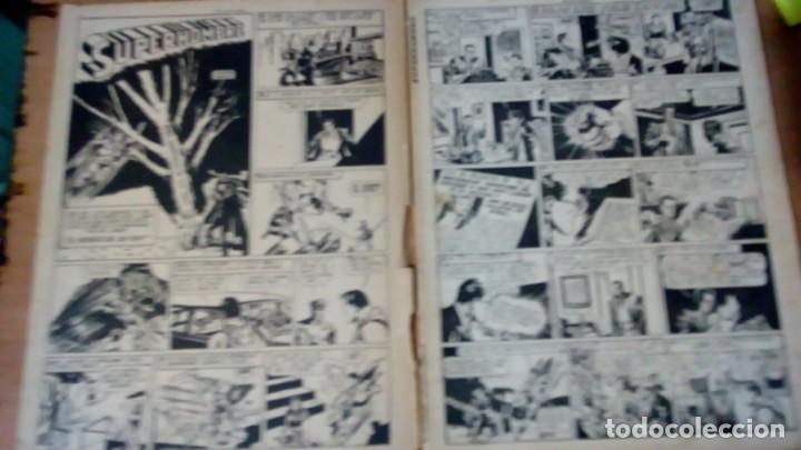 Tebeos: SUPERHOMBRE N.76 SUPERHEROES DC GRAN OFERTA NAVIDAD MUCHNIK 1951 DC/ - Foto 2 - 188524972