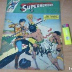 Tebeos: SUPERHOMBRE N.79 SUPERHEROES DC GRAN OFERTA NAVIDAD MUCHNIK 1951 DC/NOVARO. Lote 188525098