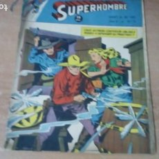 Tebeos: SUPERHOMBRE N.77 SUPERHEROES DC GRAN OFERTA NAVIDAD MUCHNIK 1951 DC/. Lote 188525195