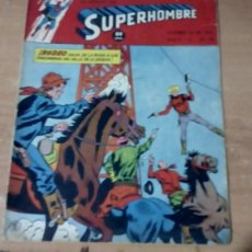 Tebeos: SUPERHOMBRE N.93 SUPERHEROES DC GRAN OFERTA NAVIDAD MUCHNIK 1951 DC/NOVARO. Lote 188525427