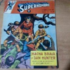 Tebeos: SUPERHOMBRE N.95 SUPERHEROES DC GRAN OFERTA NAVIDAD MUCHNIK 1951 DC/. Lote 188525512