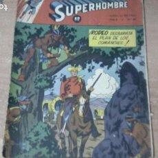 Tebeos: SUPERHOMBRE N.68 SUPERHEROES DC GRAN OFERTA NAVIDAD MUCHNIK 1951 DC/. Lote 188525593