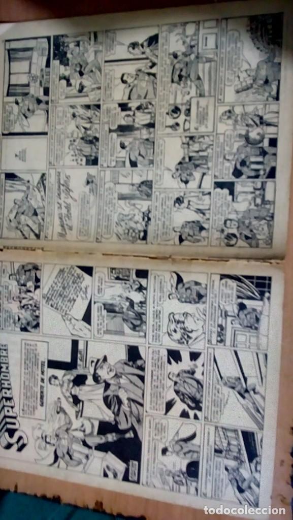 Tebeos: SUPERHOMBRE N.68 SUPERHEROES DC GRAN OFERTA NAVIDAD MUCHNIK 1951 DC/ - Foto 2 - 188525593