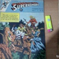 Tebeos: SUPERHOMBRE N.96 SUPERHEROES DC GRAN OFERTA NAVIDAD MUCHNIK 1951 DC/. Lote 188525667