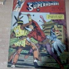 Tebeos: SUPERHOMBRE N.74 SUPERHEROES DC GRAN OFERTA NAVIDAD MUCHNIK 1951 DC/. Lote 188525708