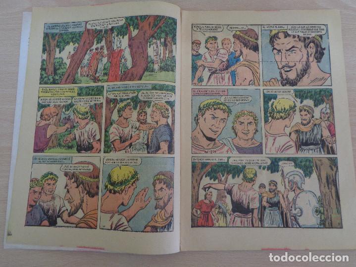 Tebeos: Joyas de la Mitología núm. 32. El Rey MIdas. Edita Novaro 1965. Buen estado - Foto 3 - 188590926
