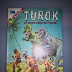 Tebeos: TUROK EL GUERRERO DE PIEDRA Nº 49 . Lote 189226973