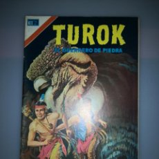Tebeos: TUROK EL GUERRERO DE PIEDRA Nº 61 . Lote 189227276