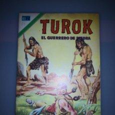 Tebeos: TUROK EL GUERRERO DE PIEDRA Nº 64 BUEN ESTADO. Lote 189227557