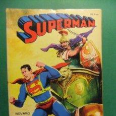 Tebeos: SUPERMAN LIBRO COMIC TOMO XXIV NOVARO. Lote 189247746