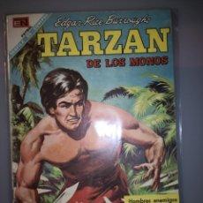 Tebeos: TARZAN 205 NOVARO. Lote 189310761