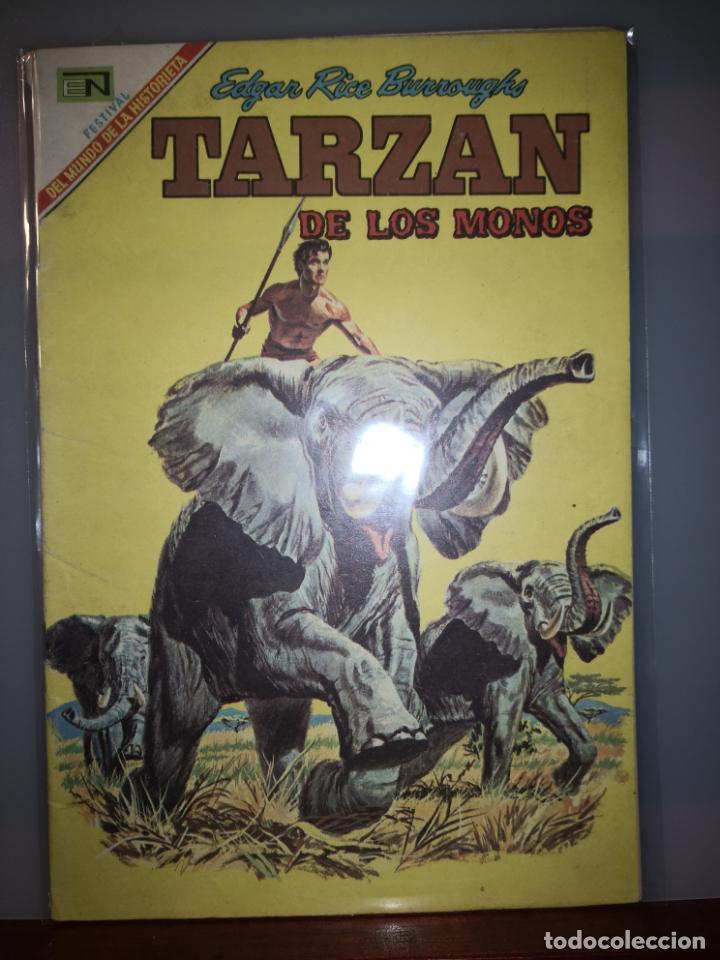 TARZAN 216 NOVARO (Tebeos y Comics - Novaro - Tarzán)