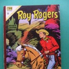 Tebeos: ROY ROGERS REVISTA EXTRA Nº 6 EDITORIAL NOVARO. Lote 189330520
