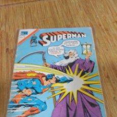 Tebeos: SUPERMAN SERIE ÁGUILA Nº 1110. Lote 189366928