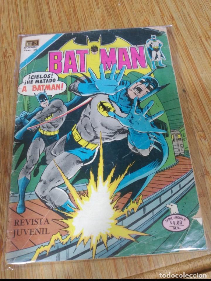 BATMAN SERIE ÁGUILA Nº 927 (Tebeos y Comics - Novaro - Batman)
