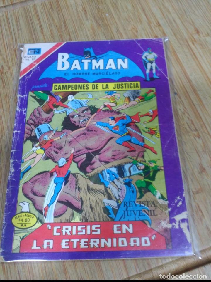 BATMAN SERIE ÁGUILA Nº 934 (Tebeos y Comics - Novaro - Batman)