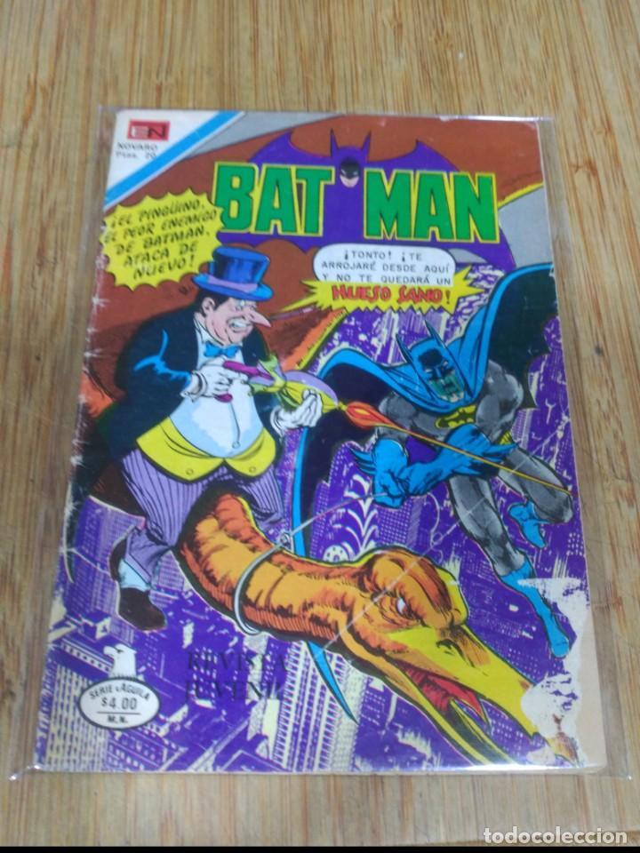 BATMAN SERIE ÁGUILA Nº 937 (Tebeos y Comics - Novaro - Batman)