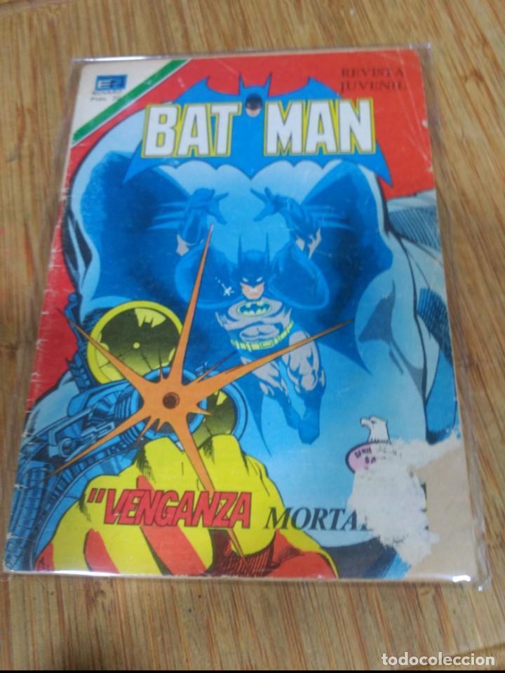 BATMAN SERIE ÁGUILA Nº 955 (Tebeos y Comics - Novaro - Batman)