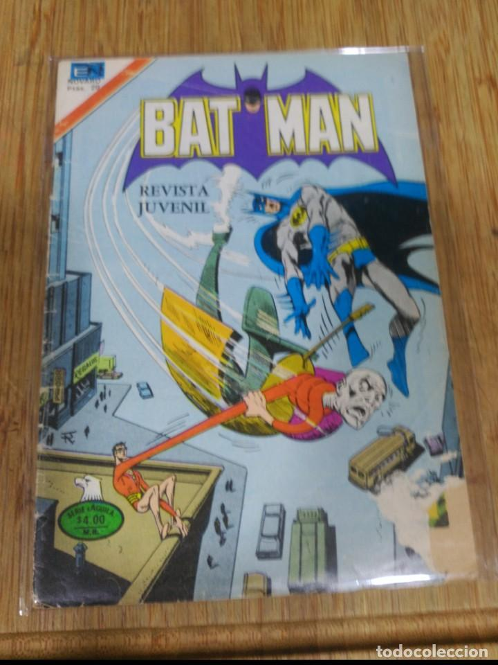 BATMAN SERIE ÁGUILA Nº 963 (Tebeos y Comics - Novaro - Batman)