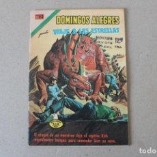 Tebeos: EDITORIAL NOVARO, SERIE AGUILA DOMINGOS ALEGRES - Nº 1127 VIAJE A LAS ESTRELLAS - AÑO 1976. Lote 189410601