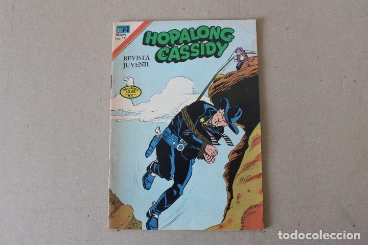 EDITORIAL NOVARO, SERIE AGUILA - Nº 2-260 HOPALONG CASSIDY - AÑO 1976 (Tebeos y Comics - Novaro - Hopalong Cassidy)