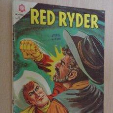 Tebeos: RED RYDER Nº 129. EDITA NOVARO 1965. Lote 189433797