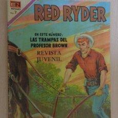 Tebeos: RED RYDER Nº 219. EDITA NOVARO 1970. Lote 189433877