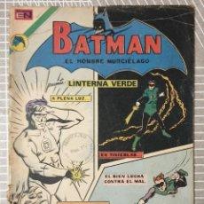 Tebeos: BATMAN Nº 656. EDITORIAL NOVARO 1972. Lote 189504946