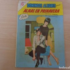 Giornalini: DOMINGOS ALEGRES Nº 634. ALMAS DE PRIMAVERA. EDITA NOVARO 1966. Lote 189513643