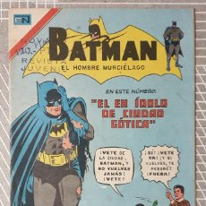 Tebeos: BATMAN Nº 767. EDITORIAL NOVARO 1975. Lote 189535098