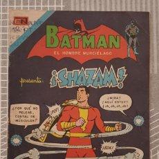Tebeos: BATMAN Nº 761. EDITORIAL NOVARO 1975. Lote 189536187