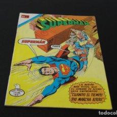 Tebeos: SUPERMAN SERIE AGUILA 1318 BUEN ESTADO. Lote 189600192
