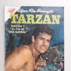 Tebeos: TARZÁN N° 83 - GORDON SCOTT EN PORTADA - EXCELENTE ESTADO - ORIGINAL EDITORIAL NOVARO. Lote 189616726