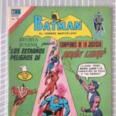 Tebeos: BATMAN Nº 825. SERIE AGUILA. EDITORIAL NOVARO 1976. Lote 189634113