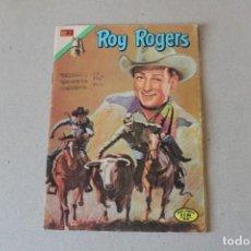 Tebeos: EDITORIAL NOVARO, SERIE AGUILA - Nº 342 ROY ROGERS - AÑO 1975. Lote 189693218
