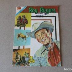 Tebeos: EDITORIAL NOVARO, SERIE AGUILA - Nº 347 ROY ROGERS - AÑO 1975. Lote 189693373