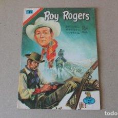 Tebeos: EDITORIAL NOVARO, SERIE AGUILA - Nº 349 ROY ROGERS - AÑO 1975. Lote 189693578
